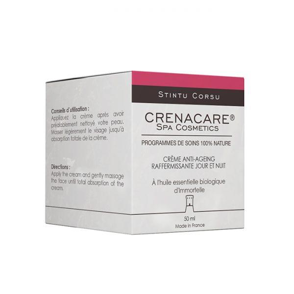 Crème visage anti-ageing